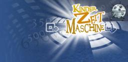 Logo Kinderzeitmaschine