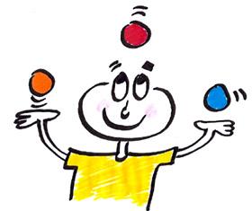 Kurs: Jonglieren