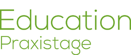 Logo mit Beschriftung: eEducation Praxistage